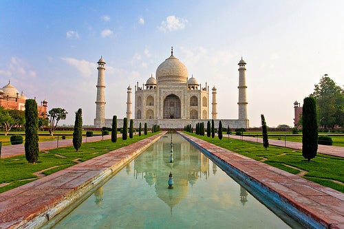 Tal Majal en India