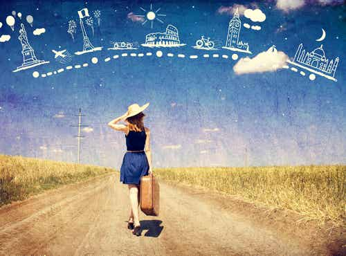 Los 5 mejores países para viajar solo