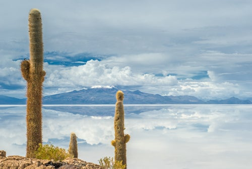 Salar de Uyuni, uno de los lugares increíbles