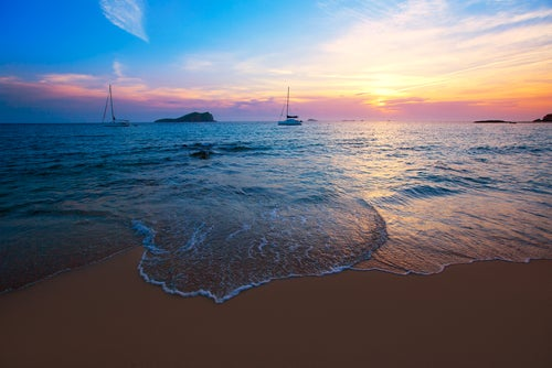 Cala Comte de Ibiza