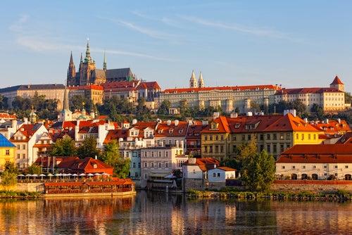 Praga, una ciudad de la que enamorarse a primera vista