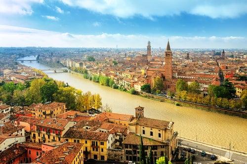 Dos ciudades europeas de novela