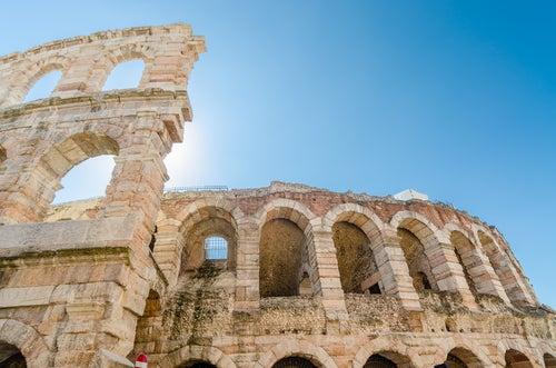 Anfiteatro romano de Verona