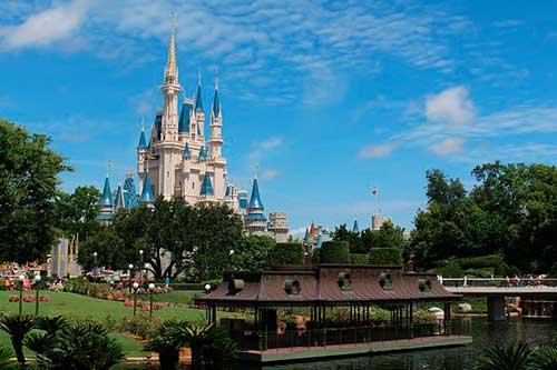 Panoramica de Disneyworld