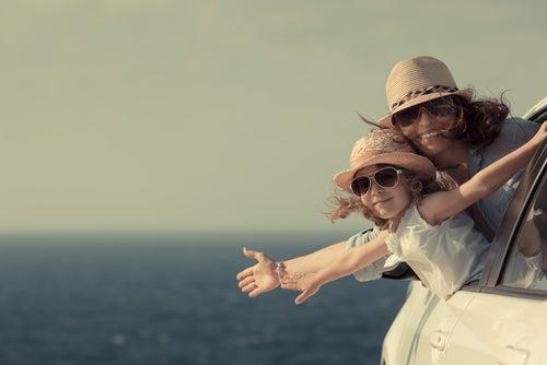 12 beneficios de viajar con la familia