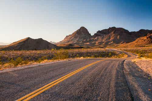 Los 5 viajes en coche más increíbles de Estados Unidos