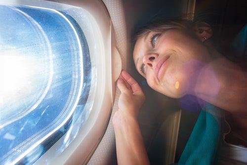 Soñar en avion