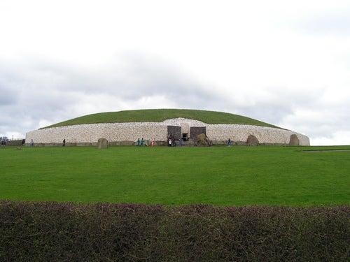 New Grange Irlanda