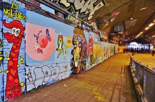 Tunel Leake Londres