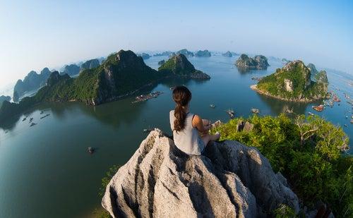 Bahía Halong en Vietnam