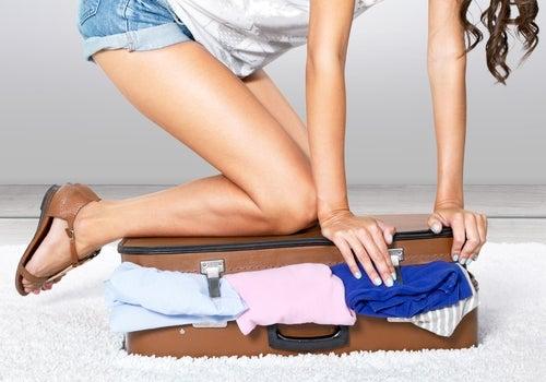 4 consejos para que entre todo en la maleta