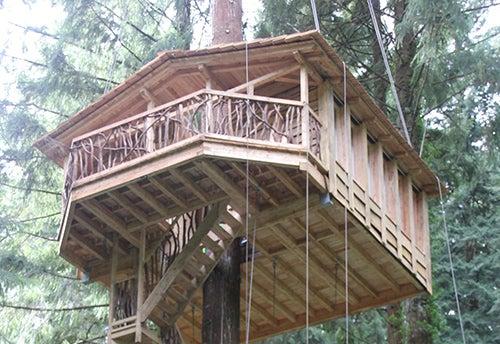 Hotel Cabanes als Arbres - Monmar Comunicació / Flickr.com