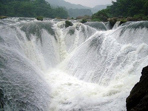 Cascada Yinlianzhuitan