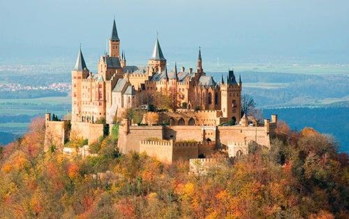 Castillo de Hohenzollern