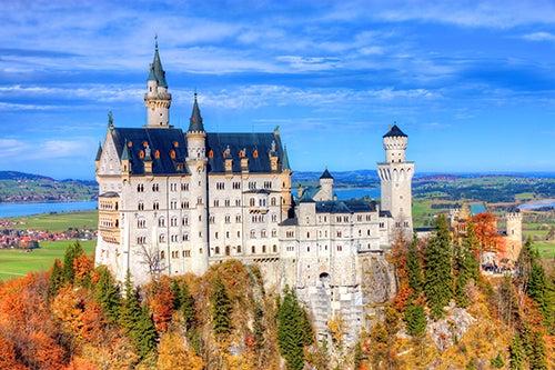 Los 5 castillos más bonitos de Alemania