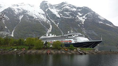 Crucero en Noruega