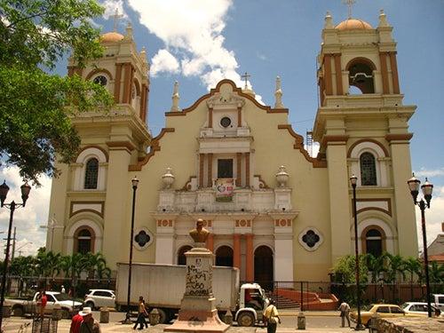 San Pedro Sula en Honduras