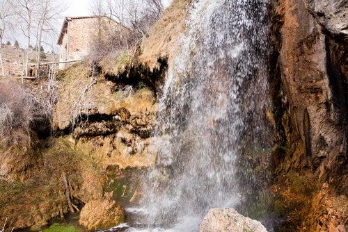 Las Chorreras en Cuenca