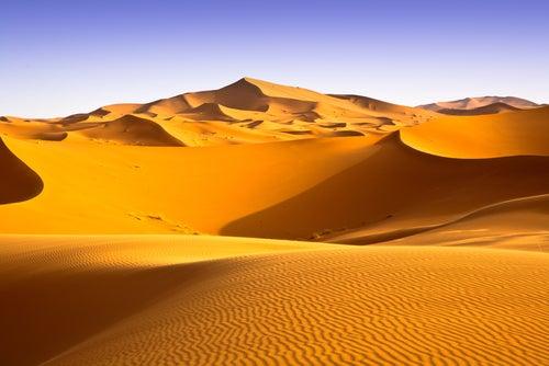 Los 6 desiertos más grandes del mundo