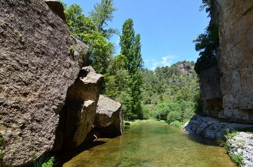 Piscinas naturales de España