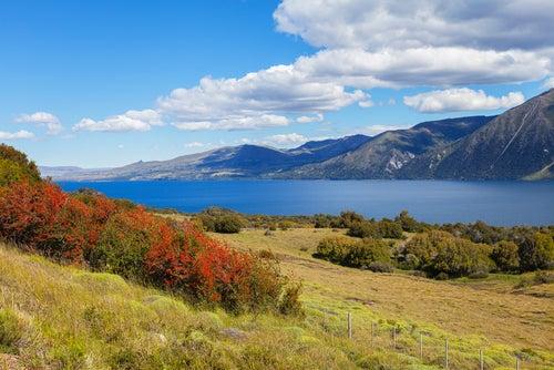 Lago en San Martín de los Andes