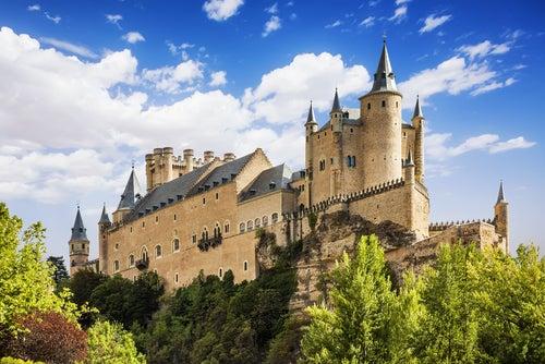 Los 3 castillos más bonitos de España