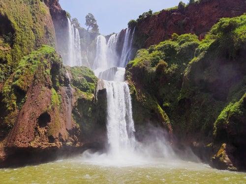 8 maravillosas cascadas