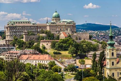 Castillo Budapest
