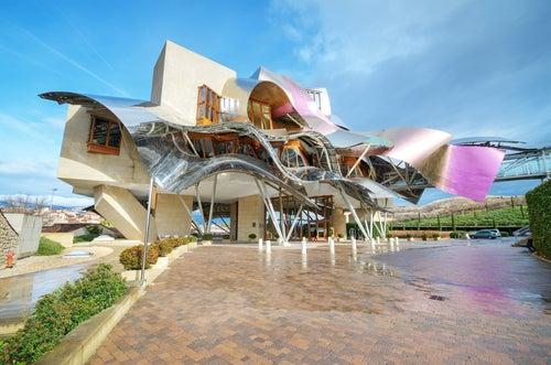 Los 7 hoteles más curiosos de España
