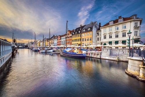 Copenague Dinamarca