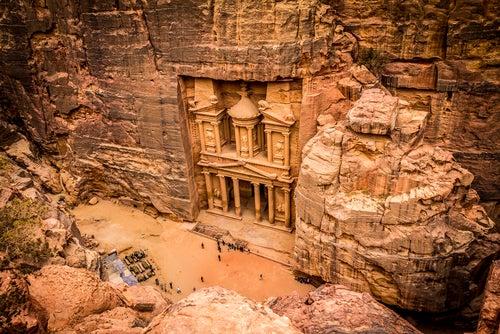 PAtrimonio0 de laHumanidad Ciudad de Petra