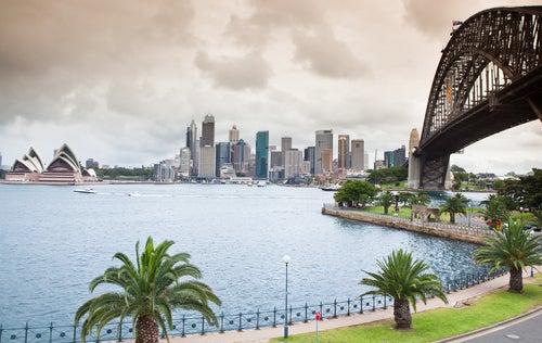 vista de Sidney en Australia