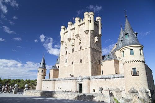 Torre del Homenaje del Alcázar de Sgovia