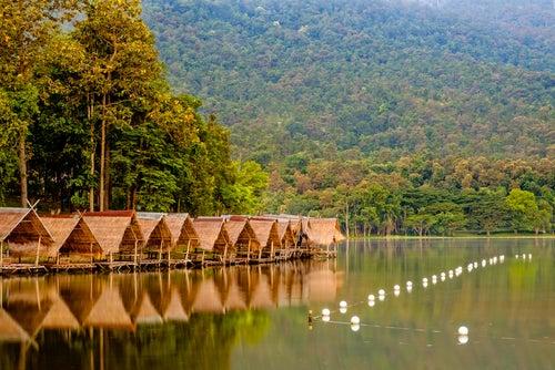 Huai Tung Tao en Tailandia