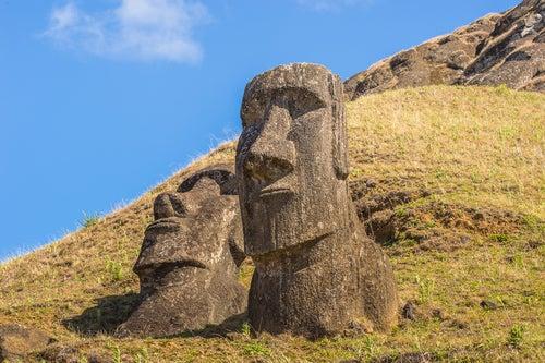 Isla de PAscua Patrimonio de la Humanidad