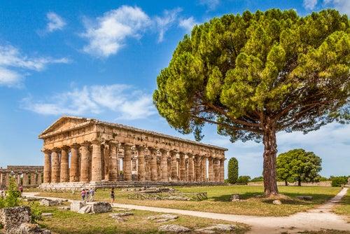 Templo de Hera Patrimonio de la Humanidad