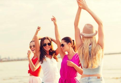 Los 5 mejores destinos para disfrutar de una despedida de soltera