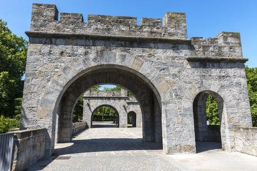 Puerta Nueva de Pamplona