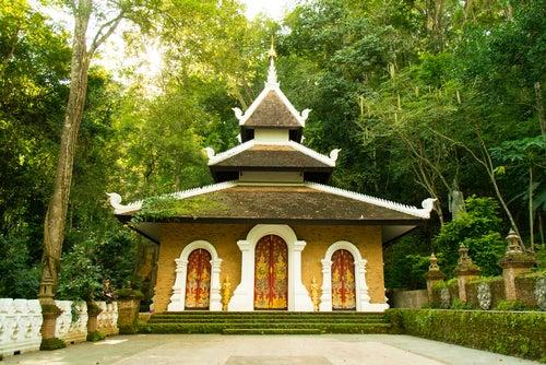 Wat Palad en Tailandia