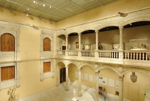 Patio del castillo de Vélez-Blanco, Nueva York - Sean Pavone