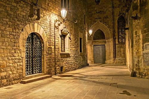 Casco antiguo de Barcelona