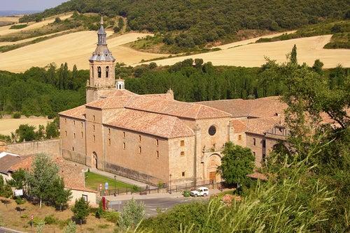 Monasterio de Yuso en La Rioja