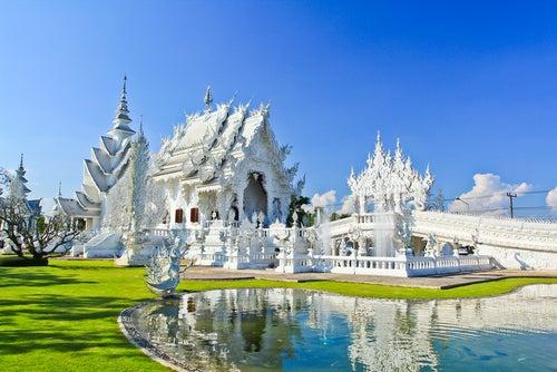 Templo en Chiangrai