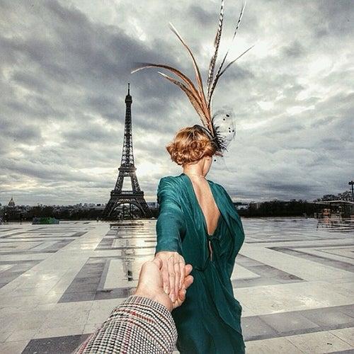 Fotografía en París deMurad Osmann