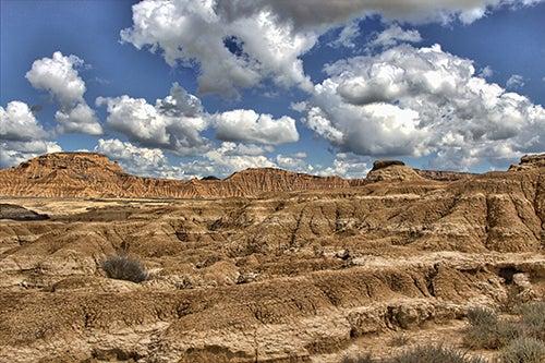Desierto de Las Bárdenas Reales