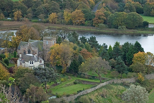 Duddingston en Edimburgo