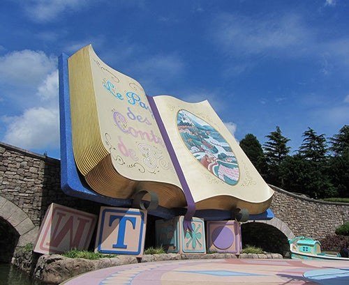 Fantasyland en Disneyland París