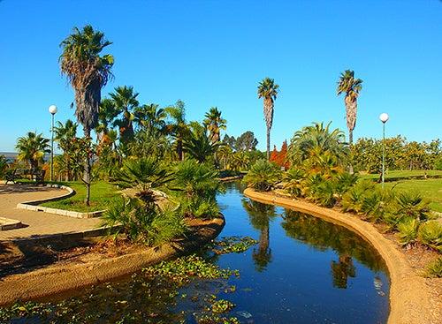 Los 13 jardines bot nicos m s hermosos del mundo mi viaje for Los jardines del califa