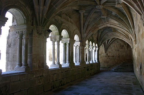 Monasterio de Santo Estevo de Ribas