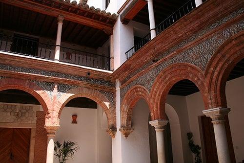 Palacio de Mondragón en Ronda